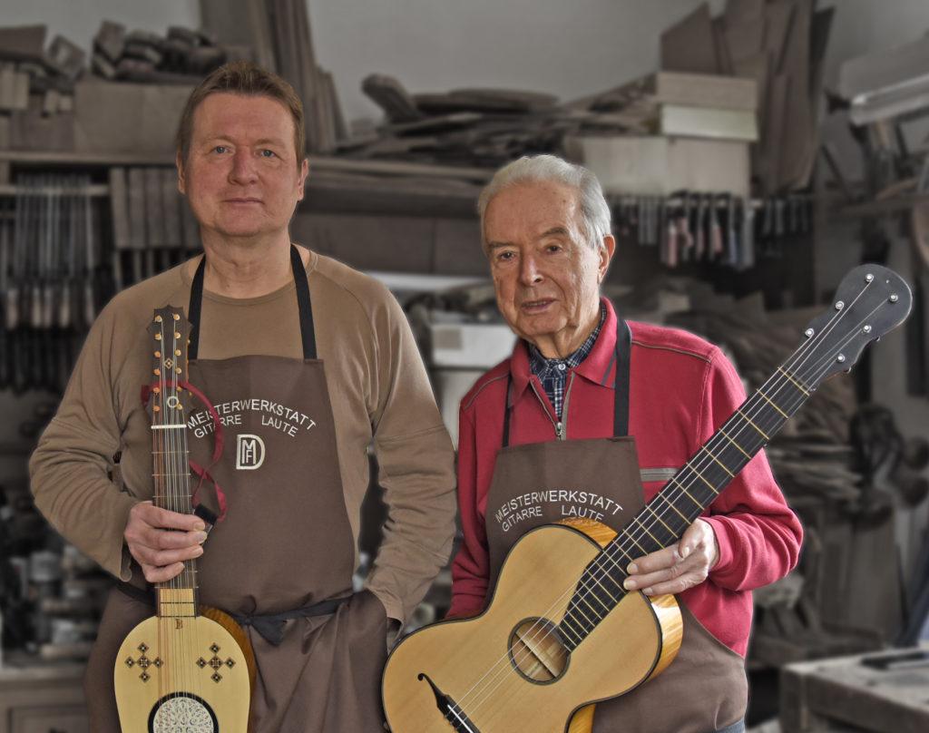 Frank-Peter und Markus Frank Dietrich